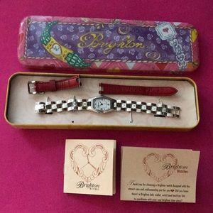 Never worn Brighton Sorrento Watch in Original p